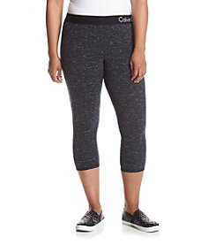 Calvin Klein Performance Plus Size ID Band Leggings