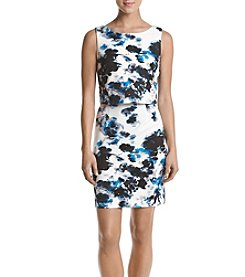 Ivanka Trump® Scuba Sheath Dress