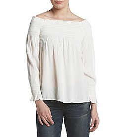 Hippie Laundry Off-Shoulder Top