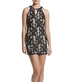 Speechless® Lace Bodycon Dress