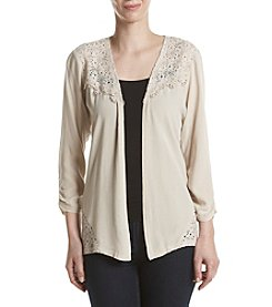 Studio Works® Cardigan With Lace