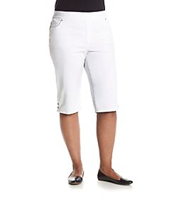 Gloria Vanderbilt® Plus Size Avery Pull On Skimmer