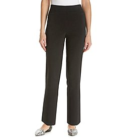 Alfred Dunner® Proportioned Regular Pants