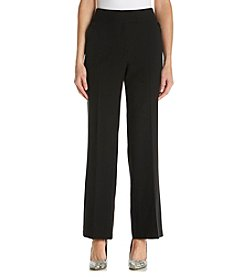 Relativity® Wide Leg Trousers