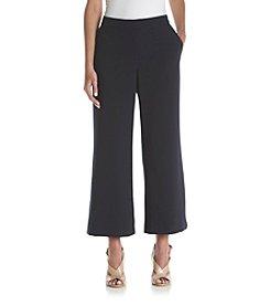 Rafaella® Wideleg Crop Pants