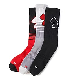 Under Armour® Men's Phenom Crew Socks
