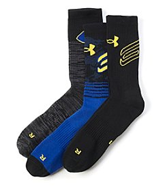 Under Armour® Men's Phenom Curry Socks