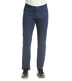 Calvin Klein Men's Cotton Stretch Twill Pants