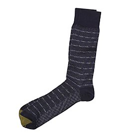 GOLD TOE® Men's Space Dye Casual Socks