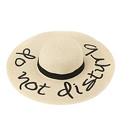 August Hats Word Up Floppy Hat
