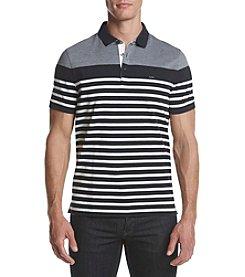 Michael Kors® Men's Engineered Stripe Polo