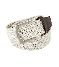 John Bartlett Statements Men's No Hole Stretch Belt