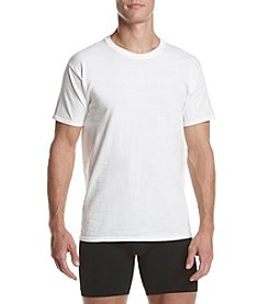 Hanes® 5-Pack Men's Ultra Soft Crew Knit Tee