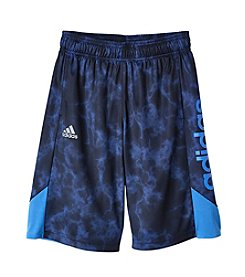adidas® Boys' 8-20 Smoke Screen Short