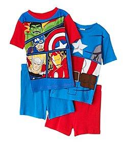 Marvel® Heroes Boys' 4-10 American Avengers 4-Piece Set