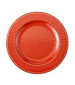 LivingQuarters Melamine Dinner Plate