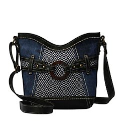b.ø.c Nayarit Denim Crossbody