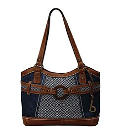 b.ø.c Nayarit Denim Tote