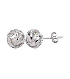 Willow Love Knot Earrings