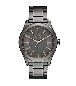 A|X Armani Exchange Sunray Dial Watch