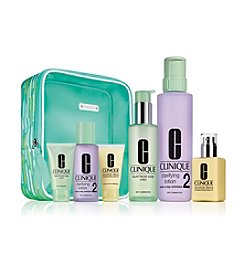Clinique Great Skin Everywhere Set For Drier Skin Type 1 And 2 (A $90 Value)