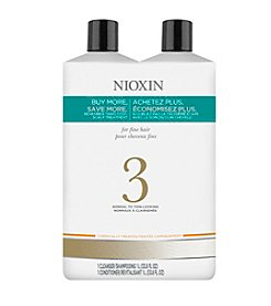 Nioxin® System 3 Shampoo And Conditioner Set