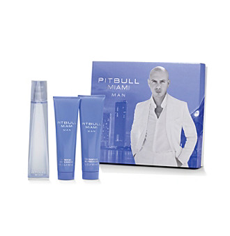Pitbull® Miami Man 3 Pc Gift Set