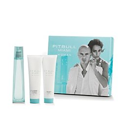 Pitbull® Miami Woman 3pc Gift Set