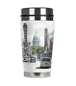 Then & Now State Street Madison Tumbler