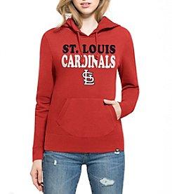 47 Brand MLB® St. Louis Cardinals Womens Headline Hoodie