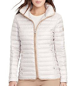 Lauren Ralph Lauren® Horizontal Quilt Down Jacket