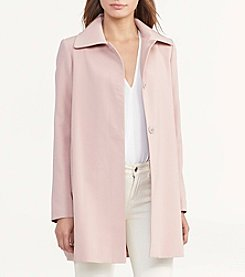 Lauren Ralph Lauren® Shirt Collar Walker Coat