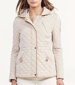 Lauren Ralph Lauren® Quilted Anorak Coat
