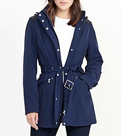 Lauren Ralph Lauren® Soft Shell Trench Coat