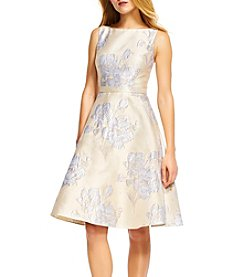 Adrianna Papell® Jacquard Dress