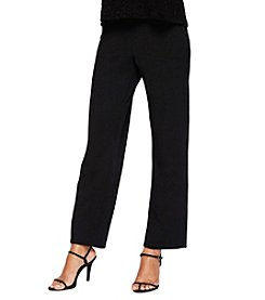 Alex Evenings® Slim Leg Pants