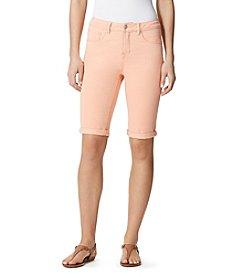 Miracle Jean® Skinny Slimming Bermuda Shorts