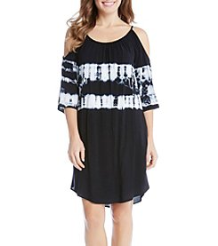 Karen Kane® Cold Shoulder Dress