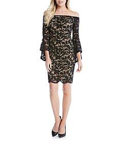 Karen Kane® Lace Dress