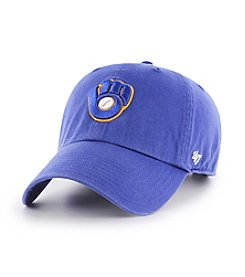 47 Brand Men's MLB® Milwaukee Brewers Men's Clean Up Hat