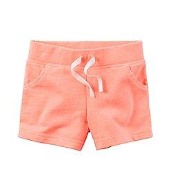 Carter's® Girls' 2T-8 Terry Shorts