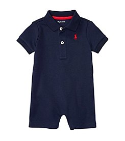 Ralph Lauren® Baby Boys One Piece Shortall