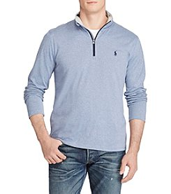 Polo Sport® Men's Long Sleeve Knit Fleece