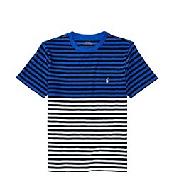 Polo Ralph Lauren® Boys' 8-20 Slub Pocket Tee