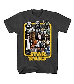 Mad Engine Men's Star Wars Frame Graphic Tee