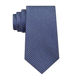 Calvin Klein Glimmer Pinstripe Tie