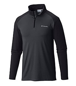 Columbia® Men's Tenino Hills 1/4 Zip Fleece