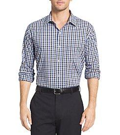 Van Heusen® Men's Traveler Long Sleeve Button Down Shirt
