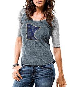 Majestic NFL® Minnesota Vikings Women's Pride Rules Shirt