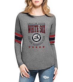 47 Brand MLB® Chicago White Sox Women's Courtside Long Sleeve Shirt
